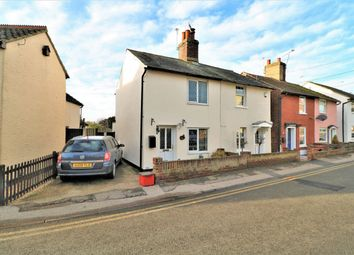Thumbnail 2 bed cottage for sale in Chapel Road, Brightlingsea, Colchester, Essex