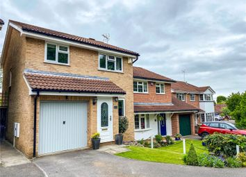 Thumbnail 3 bed detached house for sale in Conifer Close, Downend, Bristol