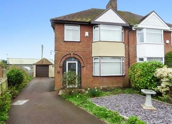 Thumbnail 3 bed semi-detached house for sale in Hayner Grove, Weston Coyney, Stoke-On-Trent