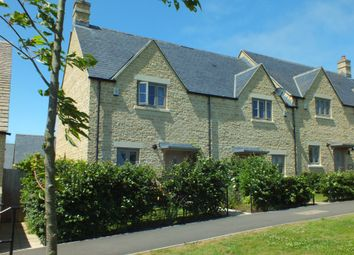 Thumbnail 2 bed end terrace house for sale in Bennett Walk, Cirencester