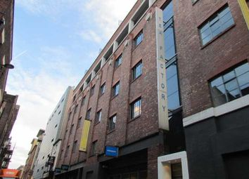 Thumbnail 1 bed flat to rent in Tea Factory, Wood Street, Liverpool