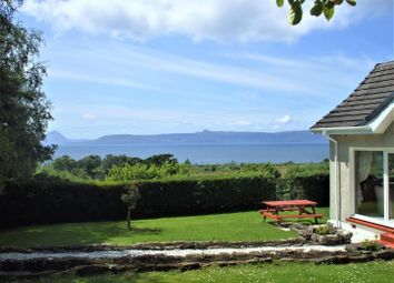 Thumbnail 4 bed detached bungalow for sale in Camusterrach, Applecross, Strathcarron