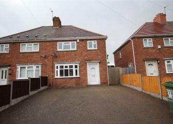 Thumbnail 3 bed semi-detached house for sale in Jeffrey Avenue, Wolverhampton