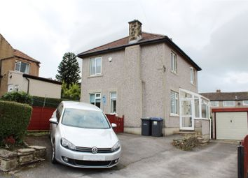 Thumbnail 3 bed detached house for sale in Sunnyhill Grove, Keighley, West Yorkshire