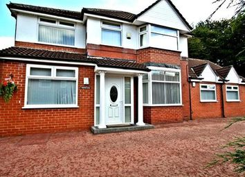 Thumbnail 4 bedroom detached house for sale in St. Margarets Road, Prestwich, Manchester