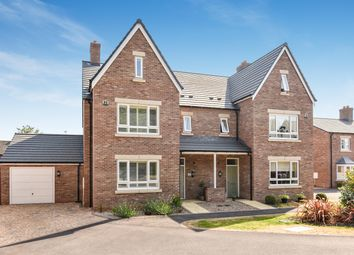 Thumbnail 4 bed semi-detached house for sale in Woodland Place, Ripon