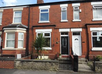Thumbnail 3 bed terraced house for sale in Colonial Road, Heaviley, Stockport