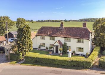 Thumbnail 4 bed cottage for sale in Warehouse Road, Stebbing, Dunmow