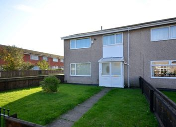 Thumbnail 3 bed end terrace house to rent in Fountains Avenue, Grimsby