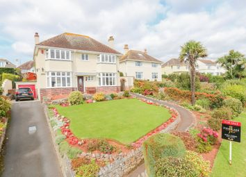 Thumbnail 4 bed detached house for sale in Herbert Road, Torquay