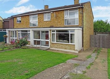 Thumbnail 3 bed semi-detached house for sale in Heathfield Road, Chelmsford, Essex