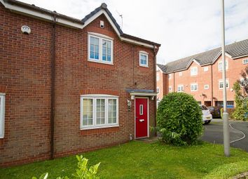 Thumbnail 3 bed end terrace house for sale in Charnley Drive, Wavertree, Liverpool