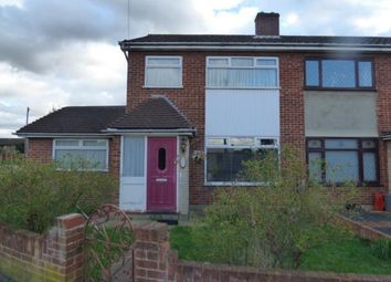 Thumbnail End terrace house for sale in Roding Way, Rainham