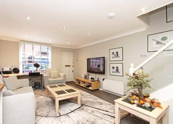 Thumbnail Mews house to rent in Shrewsbury Mews, Notting Hill