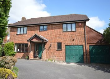 Thumbnail 5 bed detached house for sale in Stanford Hill, Lymington