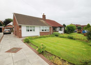 Thumbnail 3 bed semi-detached bungalow for sale in Prestbury Drive, Thelwall, Warrington