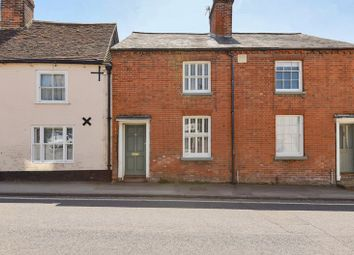 Thumbnail 2 bed terraced house for sale in George Street, Kingsclere, Newbury