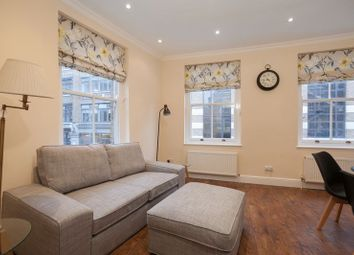 Thumbnail 1 bed flat to rent in Leonard Street, London