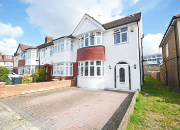 Thumbnail 4 bedroom end terrace house for sale in Teesdale Gardens, Isleworth