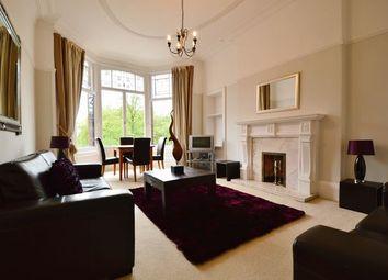 Thumbnail 3 bed flat to rent in Hyndland Road, Hyndland, Glasgow, Lanarkshire G12,
