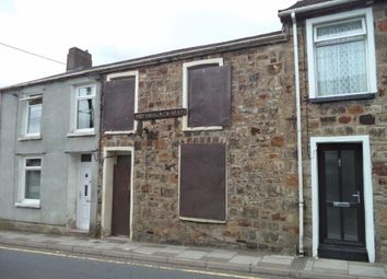 Thumbnail 2 bed terraced house for sale in Drysiog Street, Ebbw Vale