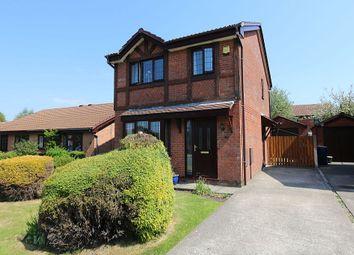 Thumbnail 3 bedroom detached house for sale in Gainsborough Avenue, Preston, Lancashire