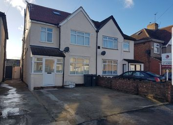 Thumbnail 5 bed semi-detached house to rent in Cromwell Road, Hounslow