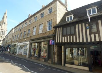 Thumbnail 3 bed maisonette to rent in St Marys Street, Stamford, Lincolnshire