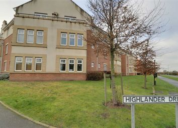 Thumbnail 2 bed flat for sale in Highlander Drive, Donnington, Telford, Shropshire