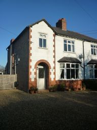 Thumbnail 4 bed semi-detached house to rent in Grosvenor Road, Tarvin, Chester