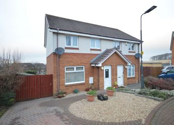 Thumbnail 3 bed semi-detached house for sale in 1 D'arcy Crescent, Mayfield, Dalkeith