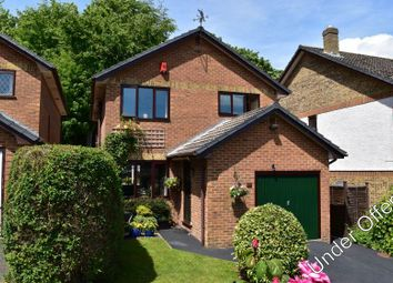 Thumbnail 4 bed detached house for sale in Cereleton Park, Charlton Marshall