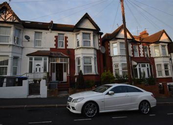 Thumbnail 4 bed semi-detached house to rent in Mostyn Avenue, Wembley