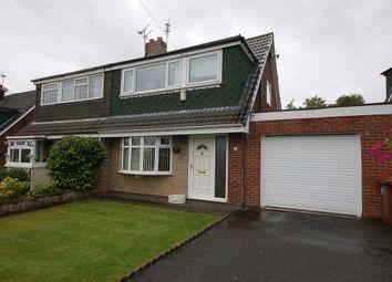 Thumbnail 3 bed semi-detached house for sale in Beechwood Drive, Blackburn