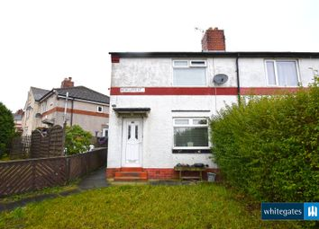 Thumbnail 2 bed semi-detached house for sale in Redcliffe Street, Keighley, West Yorkshire
