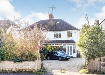 Spring Road, Abingdon OX14. 3 bed semi-detached house for sale