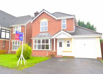 Thumbnail 4 bed detached house for sale in Lundy Drive, Ellesmere Port