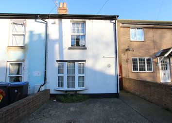 Thumbnail 2 bed end terrace house for sale in Hamilton Road, Deal