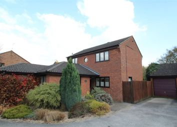 Thumbnail 4 bed detached house for sale in Lowry Way, Stowmarket, Suffolk