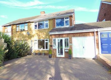 Thumbnail 4 bed semi-detached house for sale in South View Road, Leamington Spa, Warwickshire, England