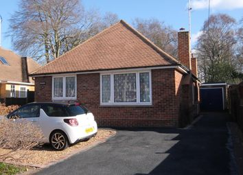 Thumbnail 3 bed detached bungalow for sale in Prospect Road, Farnborough