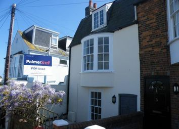 Thumbnail 2 bed end terrace house for sale in Rodwell, Weymouth, Dorset