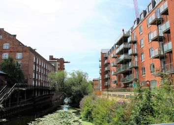 Thumbnail 1 bed flat for sale in Hungate Development, York