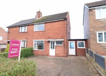 Thumbnail 2 bed semi-detached house to rent in Dalegarth Avenue, Carlisle