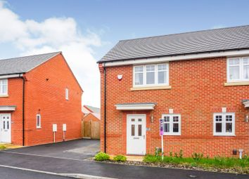 Thumbnail 2 bed semi-detached house for sale in Canterbury Drive, Littleover, Derby