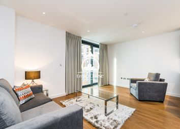 Thumbnail 1 bed flat to rent in Elvin Gardens, Pienna Apartments, Wembley Park