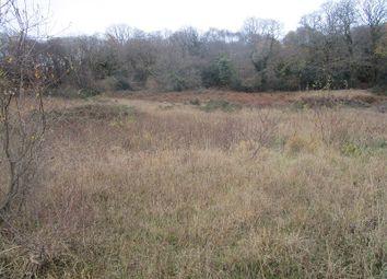 Land for sale in Heol Gleien, Lower Cwmtwrch, Swansea. SA9