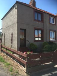Thumbnail 2 bed terraced house to rent in Beach Avenue, Eyemouth, Eyemouth