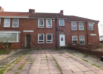 Thumbnail 2 bed terraced house for sale in Pease Avenue, Newcastle Upon Tyne