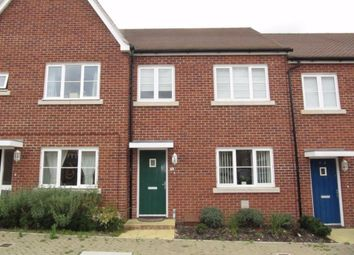 Thumbnail 3 bed terraced house to rent in Basswood Drive, Limes Park, Basingstoke